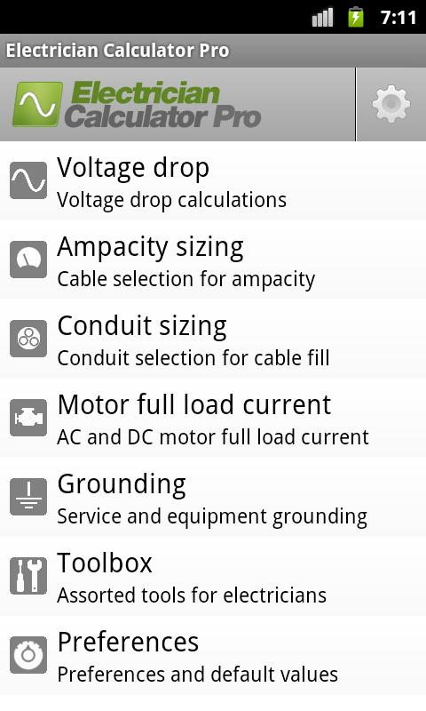 Download electrician calculator pro apk 31 by electrician electrician calculator pro screenshots keyboard keysfo Image collections