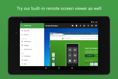 Unified Remote Full Screenshot 14