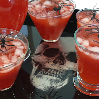 Red Vodka Punch Recipes.
