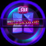 Next Launcher Theme MixedColor v1.6.1