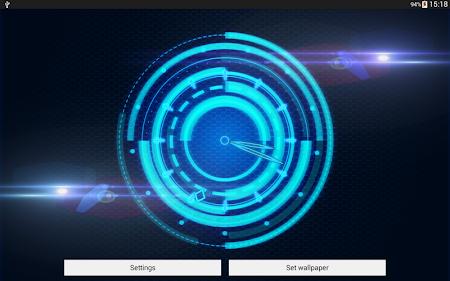 Mystic Halo Clock 1.286.13.82 screenshot 2092501