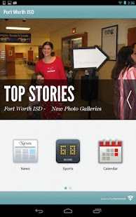 Fort Worth ISD - screenshot thumbnail