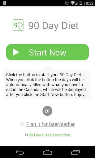 90 Day Diet Pro