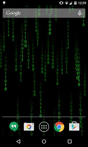 Hacker Live Wallpaper  screenshots 1