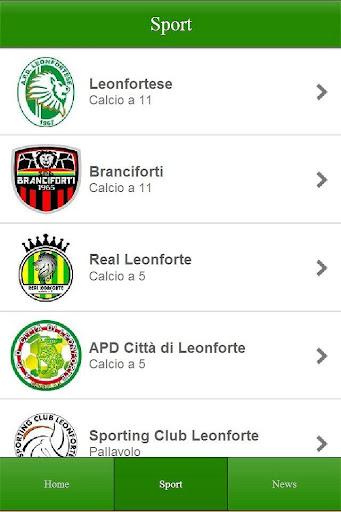 【免費旅遊App】Leonforte-APP點子