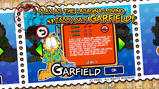 Garfield's Defense 2 - screenshot thumbnail