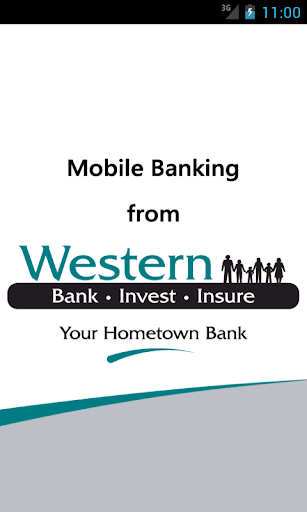 Western State Bank Mobile Bank