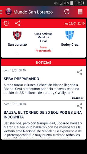 Mundo San Lorenzo