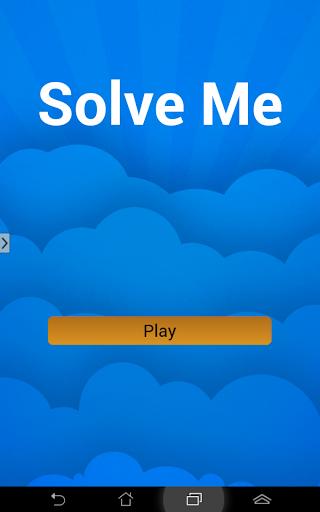 Bakoosh - Solve Me