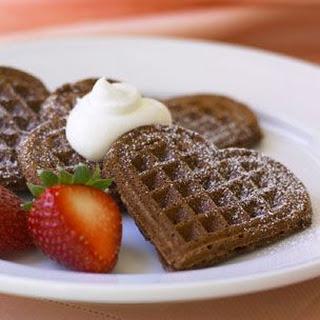 Chocolate-Amaretti Heartbreakers