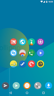 Kiwi UI Icon Pack Screenshot