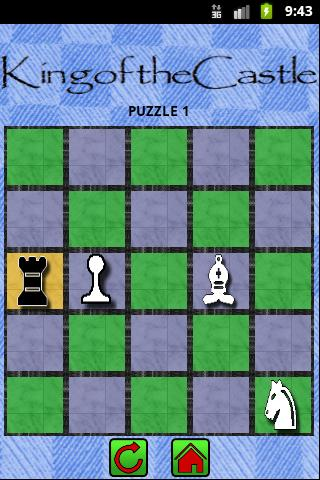 King of the Castle: Chess game - screenshot