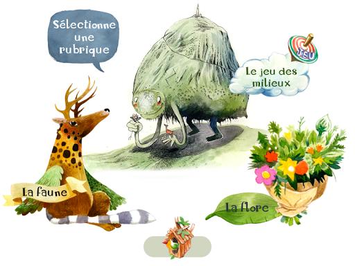 Faune et flore du puy de Du00f4me Apk Download 1