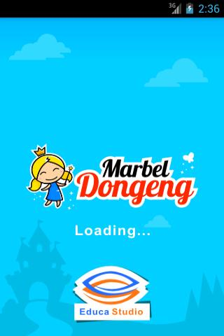 Marbel Dongeng- screenshot