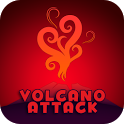Unblock Maze (Volcano Attack) icon