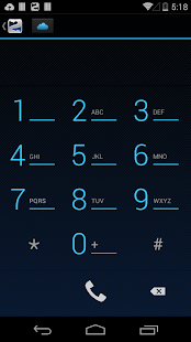 Line2: Calls, SMS & Voicemail - screenshot thumbnail