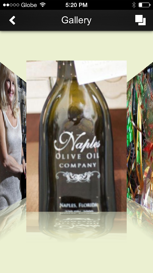 Naples Olive Oil App Android Apps On Google Play