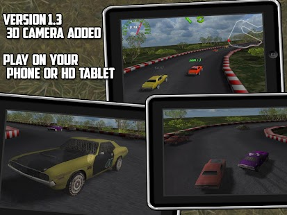 Muscle car: multiplayer racing- screenshot thumbnail