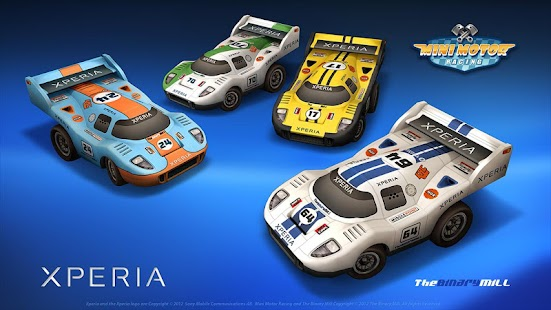 Mini Motor Racing Xperia
