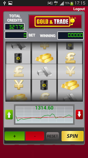 【免費博奕App】Gold Slot & Trade-APP點子