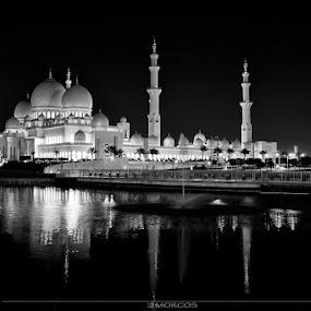 Reflection by Khalil Morcos - Buildings & Architecture Public & Historical