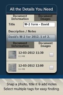TaxACT DocVault - screenshot thumbnail