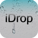 Drop iPhone 5 Live Wallpaper logo