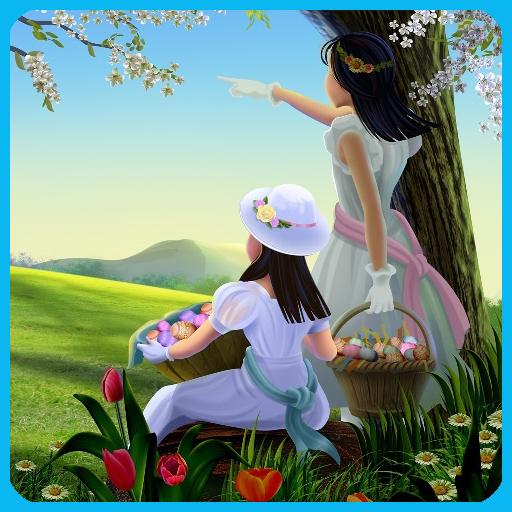 Natural Easter Live Wallpaper LOGO-APP點子