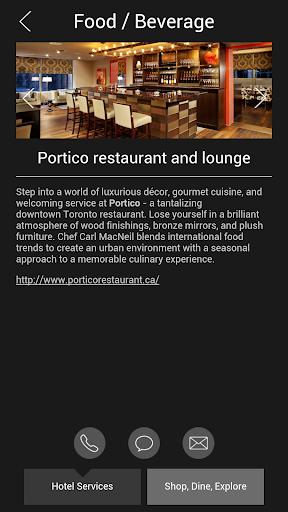 【免費旅遊App】Cambridge Suites Toronto-APP點子