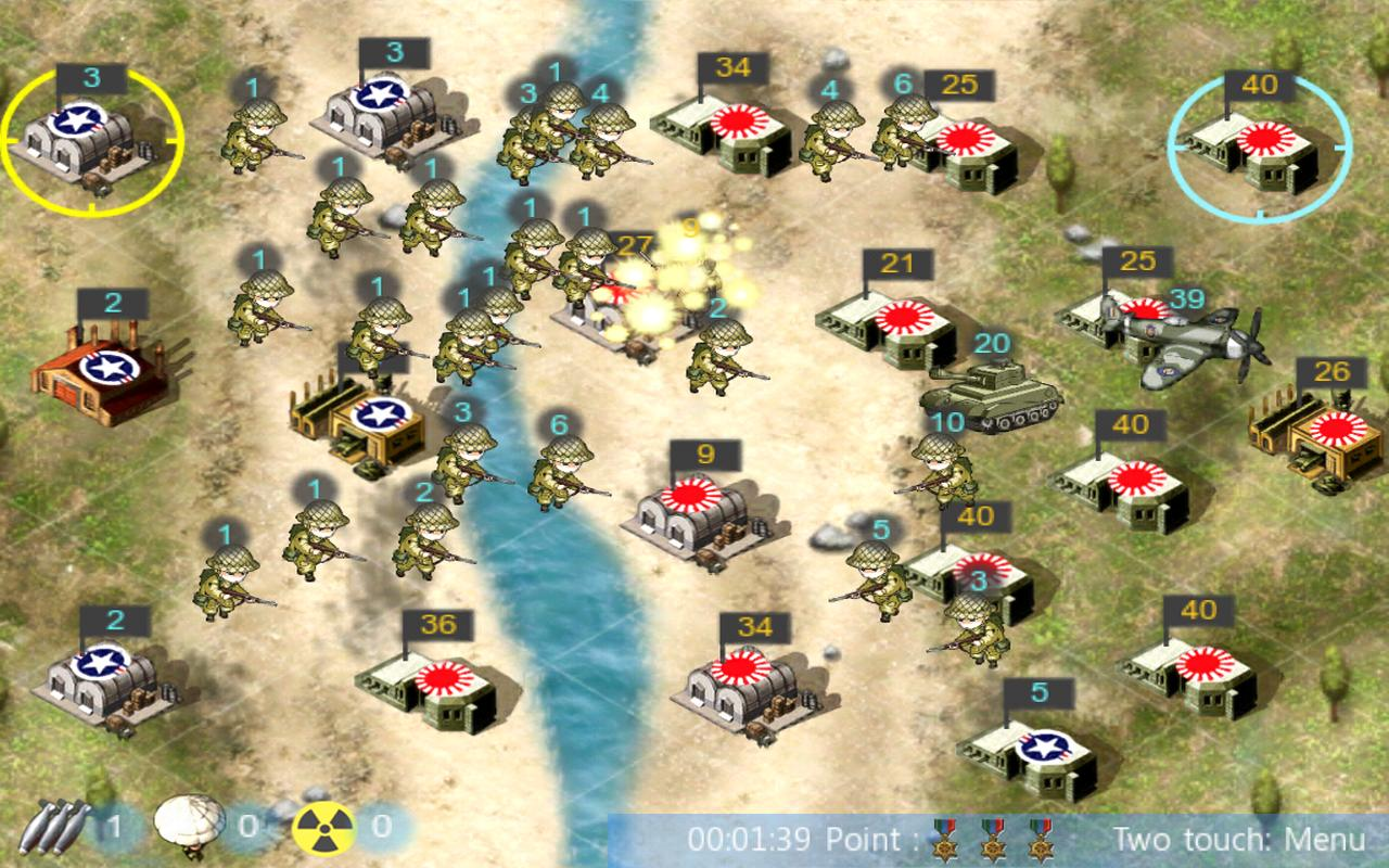 Second World War Lite- screenshot