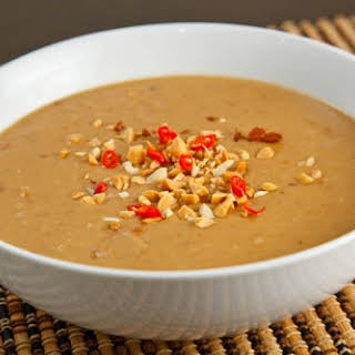 Thai Spicy Peanut Sauce.