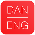Dictionary Danish English icon