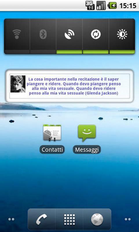 Frasi, Citazioni Aforismi - screenshot