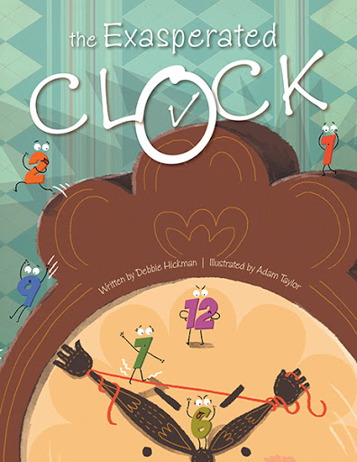 The Exasperated Clock cover
