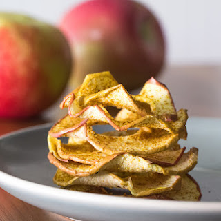 Curry Apple Chips Recipe