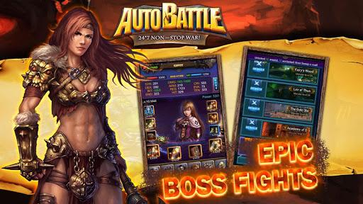 Auto Battle - Free MMORPG