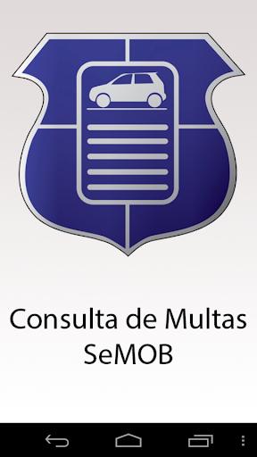 Consulta de Multas SeMOB  screenshots 1