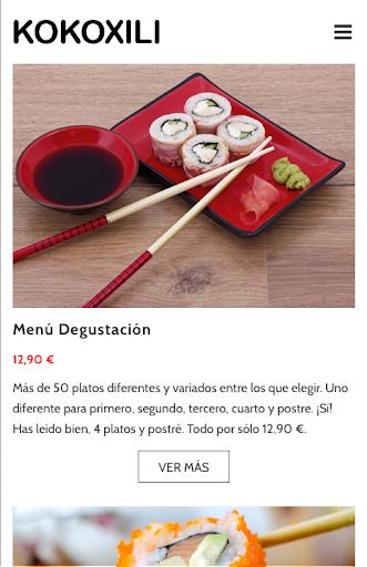 Kokoxili Sushi Asiático