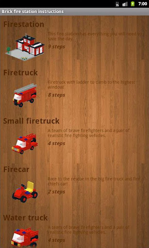 Fire station blocks - AdFree