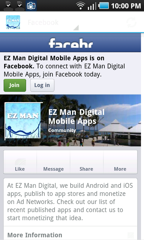 EZ Man Apps - screenshot