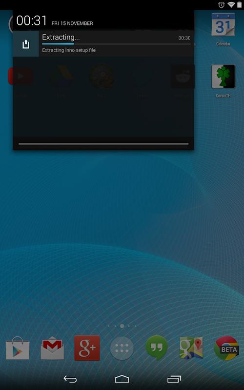 Inno Setup Extractor screenshots