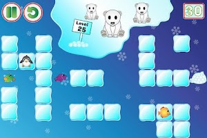 Screenshot of Pin's Penguin Puzzler