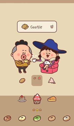우수커플 카페 도돌런처 테마