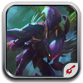 LoL Kha'Zix Live Wallpaper
