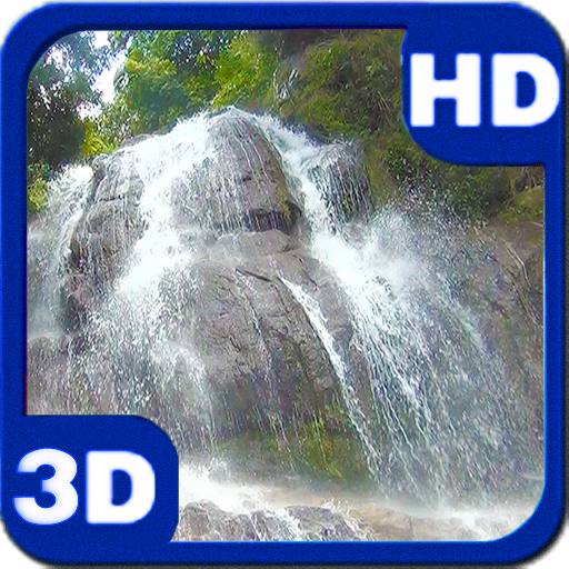 The Lost Waterfall HD 個人化 App LOGO-APP試玩