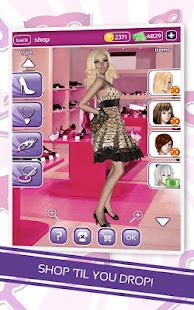 Me Girl Dress Up- screenshot thumbnail