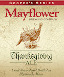 Mayflower Thanksgiving Ale