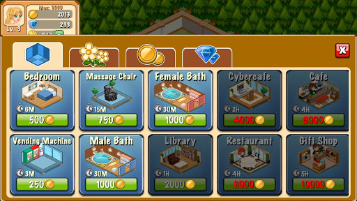 Hotel Story: Resort Simulation for Android apk 3