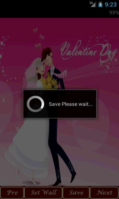 Valentine Special - screenshot