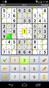 Sudoku Grab'n'Play Free- screenshot thumbnail